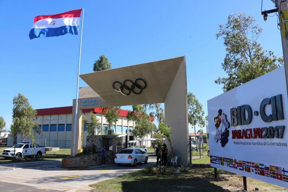 Comite Olimpico Paraguayo (Cop)